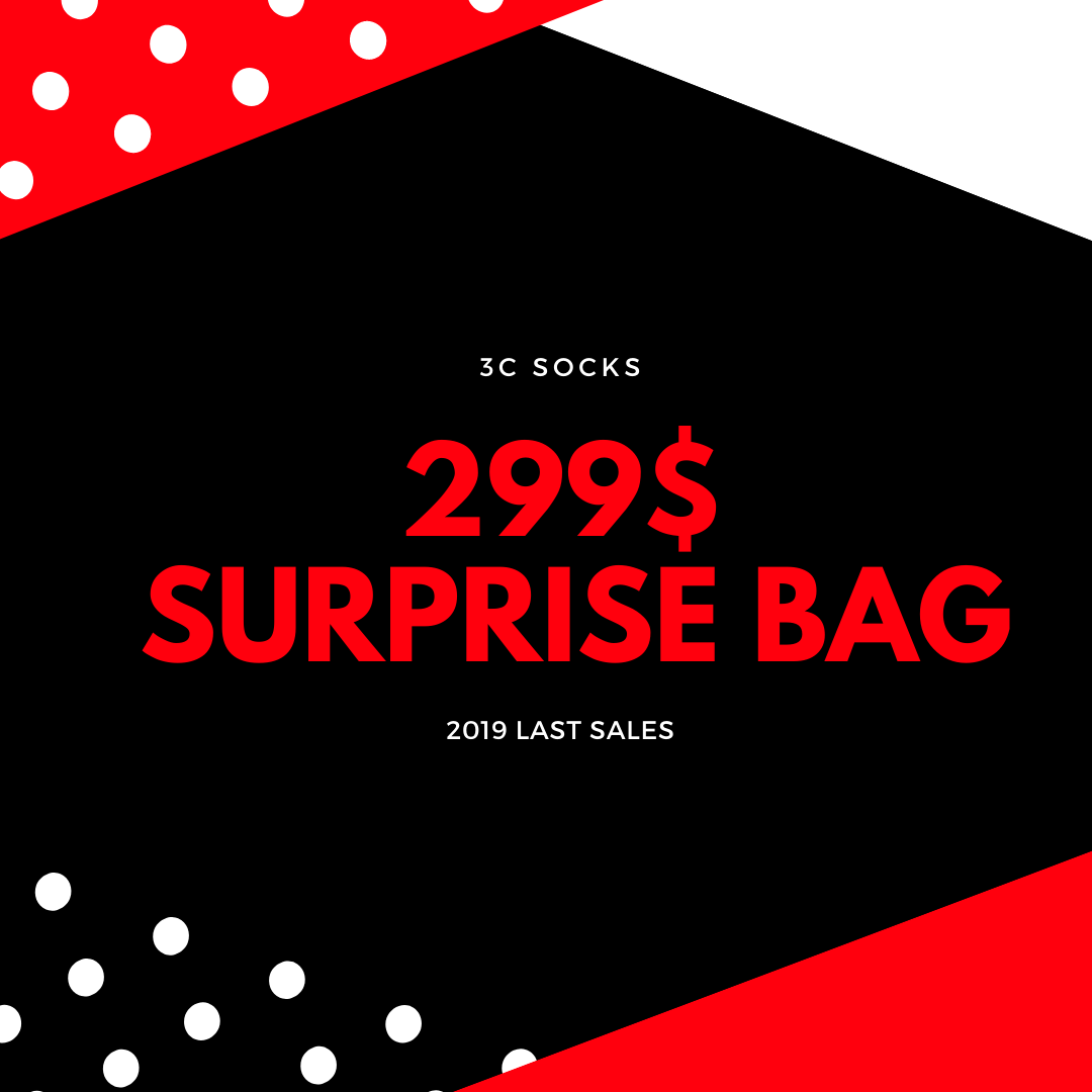 299$ SURPRISE BAG