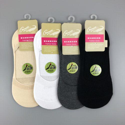 超低止滑隱形襪