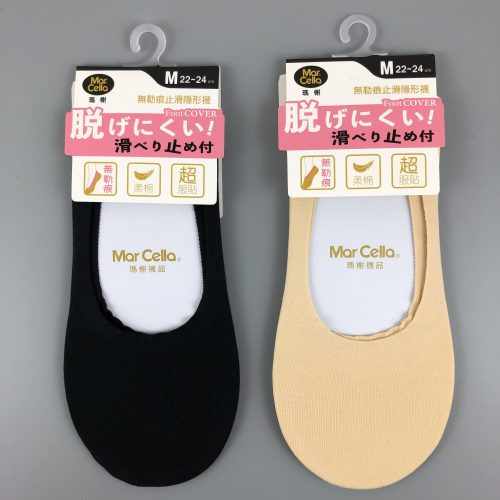 瑪榭深口貼合防滑襪套
