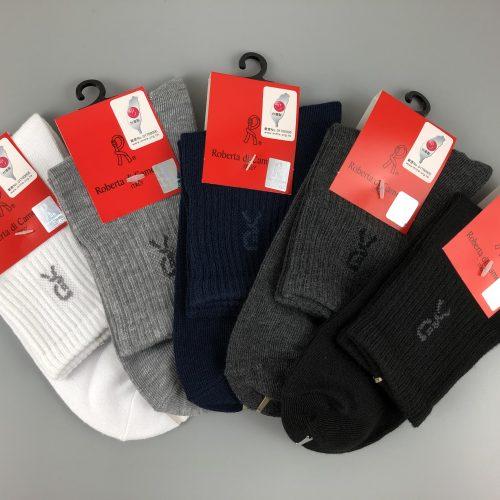諾貝達運動休閒棉襪