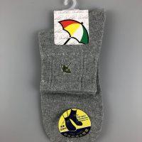 Arnold Palmer 休閒襪- 淺灰