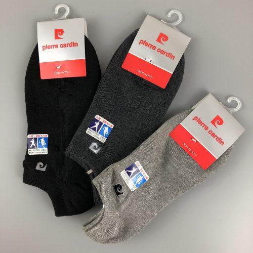 刺繡隱形毛巾襪