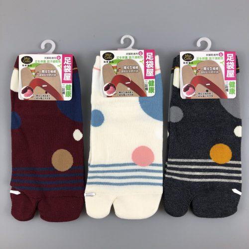足袋屋少女二趾襪